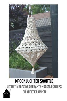 Crochet Lamp, Diy Crochet, Boho, Dream Catcher, Sewing, Knitting, Hanger, Crafts, Inspiration