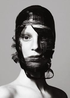 V Magazine - Eight Portraits Iris Strubegger David Sims David Sims, V Magazine, White Photography, Portrait Photography, Fashion Photography, Beauty Photography, Lifestyle Photography, Editorial Photography, Anti Fashion