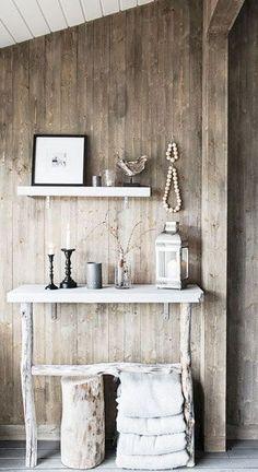 my scandinavian home: The rustic Norwegian cabin hide-away Decor, Scandinavian Home, Wood Home Decor, Eclectic Decor, Interior, Rustic Retreat, Home Decor, House Interior, House In The Woods
