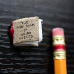 Mini Book of Major Events: Whole World History in Your Hand