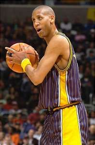 -Reggie Miller- Indiana Pacers Player And Three-Point Shooter (1987-2005)