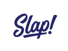 Slap Logo,  by Nick Slater