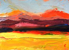 Oil painting by klementovich- New England expressionist  #klementovich