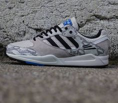 "adidas Originals Tech Super ""Grey Snake"""