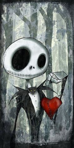 Nightmare before Christmas :)