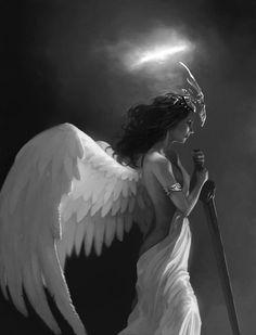 Winged.