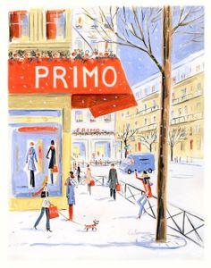 Winter Primo // Dominique Corbasson