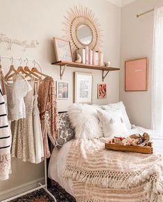 Home Remodel Bedroom .Home Remodel Bedroom Cute Bedroom Ideas, Cute Room Decor, Room Ideas Bedroom, Home Bedroom, Bedroom Decor, Bedrooms, Bedroom Inspo, Bedroom Apartment, Boho Room