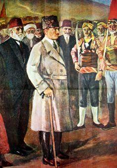 OĞUZ TOPOĞLU : mustafa kemal atatürk'ün erzurum ve sivas kongrele...