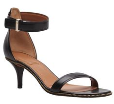 Best Comfortable Heels-Givenchy Kitten heel