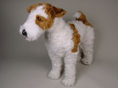 """""""Bailey"""" Wire Fox Terrier. Not our Bailey,though."""