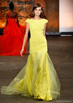 christian siriano spring 2012 ready to wear