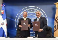 Cancillería y JCE ratifican acuerdo para dar asistencia a los dominicanos en el exterior