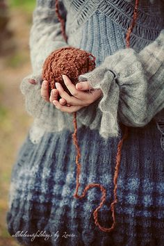 Wooly Autumn