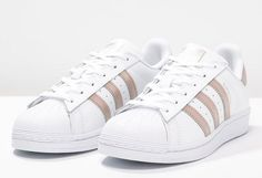 Adidas Originals SUPERSTAR Baskets basses white/super collegiate