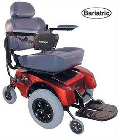 "22"" Challenger Extra Wide Bariatric Power Chair, Front Wheel Drive, 360 lbs $4,223.00 FREE Shipping from uCan Health 
