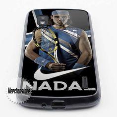 Rafael Nadal Best Tennis Player Google Nexus 4 Case
