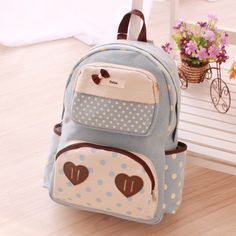 Lovely Bunny backpack on Storenvy