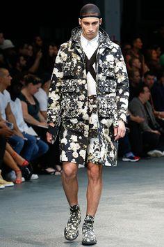 Givenchy Spring-Summer 2015 Men's Collection
