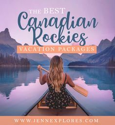 The BEST Vacation Packages to the Canadian Rockies: Save money by packaging your trip to Banff, Lake Louise, Jasper and more with these fantastic travel packages with Air Canada Vacations. Yoho National Park, National Parks, Camping And Hiking, Hiking Tips, Float Trip, Park Pictures, Helicopter Tour, Canadian Rockies, Best Hikes