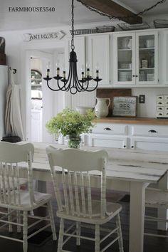 Farmhouse Kitchen - via Farmhouse 5540