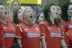 The Welsh Are Coming!!! - C'mon Waaales!