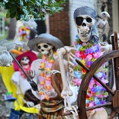 Stop by the blog today to see what's happening at the Whispering Tombstone Cove! #halloween  #decorating #graveyard #skeleton #beach #fall #thursday #thehistoricherndonhalloweenhouse #food #foodporn #foodgasm #foodstagram #foodpics #foodblogger #foodblog #recipe #faithhopeloveandlucksurvivedespiteawhiskeredaccomplice #vais4bloggers #vafoodie #yum #cats #chickoryco #youonthechew
