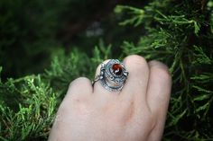 "Nikki YZ on Instagram: ""My first hand fabricated poison ring 🥳 , with open end so it's adjustable size . I'm pleased with the outcome for da first one .  Process…"" Poison Ring, The One, Class Ring, Hands, Jewelry, Instagram, Fashion, Moda, Jewlery"