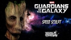 Come check out our Speed Sculpt on Guardians of the Galaxy's Groot! More can be found at https://www.behance.net/RagdollStudioLLC #gardiansofthegalaxy #groot #zbrush #sculpt