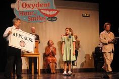 oxydent hour of smiles sign - Google Search