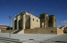 Sta. Maria la Blanca. S. XIII. Villalcazar de Sirga