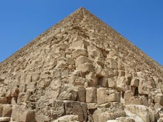 Physicists from the FOM Foundation and the University of Amsterdam have discovered that the Egyptians moistened the sand over which the sledge moved making the stones move more easily in the making of the pyramids..halving the number of workers.  Published 29th April in Physical Review Letters.