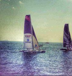 TEAM TURX - Extreme Sailing Series Istanbul