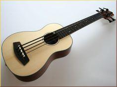 Ubass: Uke Bajo #ukelele #bass #ukulele