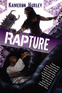 """Read """"Rapture"""" by Kameron Hurley available from Rakuten Kobo. After years in exile, Nyxnissa so Dasheem is once more a bel dame, part of a sisterhood of elite government assassins tr. Got Books, Fantasy Books, Hurley, Book Recommendations, Free Books, Book Review, The Magicians, A Team, Cool Words"""