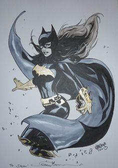 Batgirl by Emanuela Lupacchino