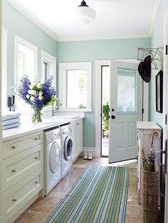 Laundry Room simplicity
