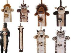 Kids Versatile Animal Shape Cartoon Stuffed Plush Toys
