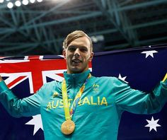 Congratulations @kyle_chalmers3 for winning gold at 100m freestyle!  #aussie #australia #rio2016 #swimming #freestyle #swim #olympics #gold #firstplace #first #sprint #sport #recovery #performance #water #endurance #marathon #running #runhappy #photooftheday #photo #cycling #swimbikerun #muscle #musclerecovery #winning #