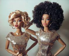 Beautiful Black Barbie