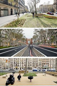 Paseo de San Juan, Barcelona