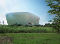Architectural Rendering | Architectural rendering of the museum for the new health city in Panama