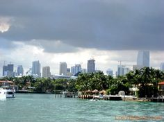 Vista general de Miami. - USA