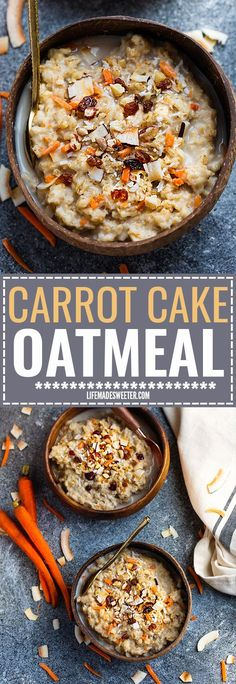 This Carrot Cake Oat