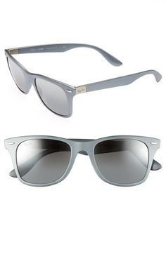 Ray-Ban 'TECH Liteforce - Wayfarer' Sunglasses available at #Nordstrom