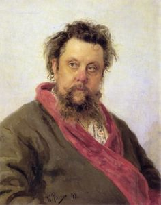 Portrait of Modest Musorgsky by Ilya Yefimovich Repin - The Spectator's review of Stephen Walsh's Musorgsky and His Circle