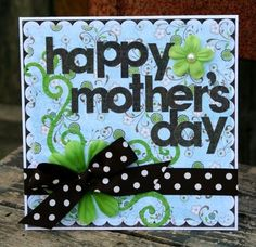 Mothers Day Card Ideas   Happy Mother's Day Card