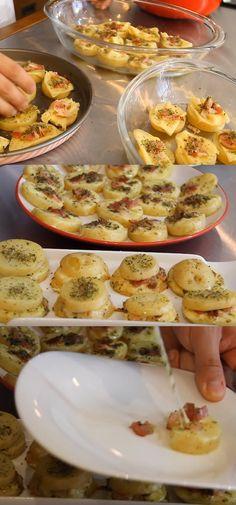 Esta procurando um lanche rápido ou um petisco delicioso? vou lhe ensinar como fazer Batata Maluca, anote essa receita! #Facil#comida #culinaria #gastromina #receita #receitas #receitafacil #chef #receitasfaceis #receitasrapidas Carne, French Toast, Potatoes, Cooking, Breakfast, Ethnic Recipes, Food, Quick Recipes, Delicious Recipes