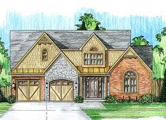 House Plan with Future Options - 39177ST   European, Northwest, 1st Floor Master Suite, CAD Available, Den-Office-Library-Study, PDF   Architectural Designs