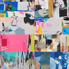 27th July 2016 Details  #instaart #art #artwork #artgallery #artlife #artcollective #artsy #artstagram #artoftheday #artofvisuals #artpop #artpop #colorful #vivid #abstract #abstractart #abstraction #collage #collageart #abstracters #cantikcollective #instaabstract #instaart #dscolor #dsart #details #artlover #abstractartwork #neonpink